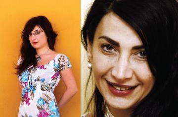 Aurélia Lassaque et Maram al-Masri