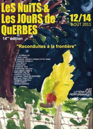 affiche Querbes 2011