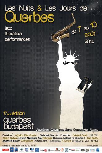 affiche Querbes 2014